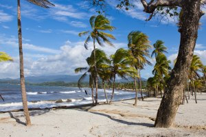 Caribbean Panama beaches