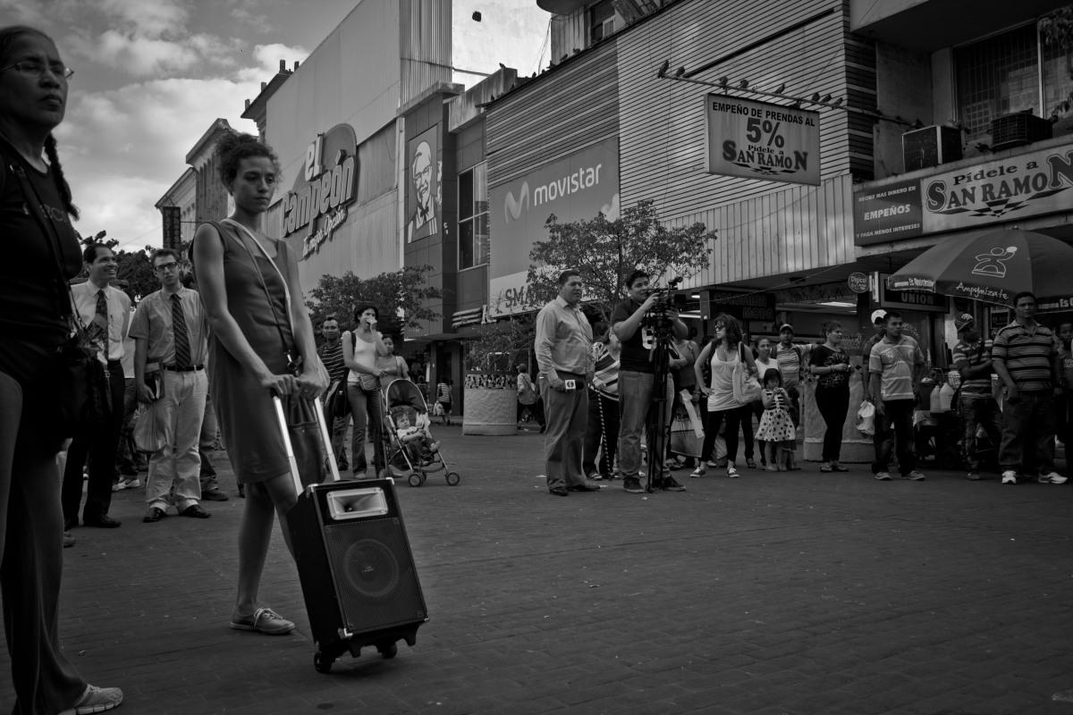 Passing Through - Artistic Street Dancing.