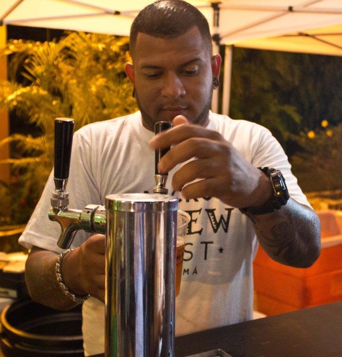 micro brew fest panama 2013