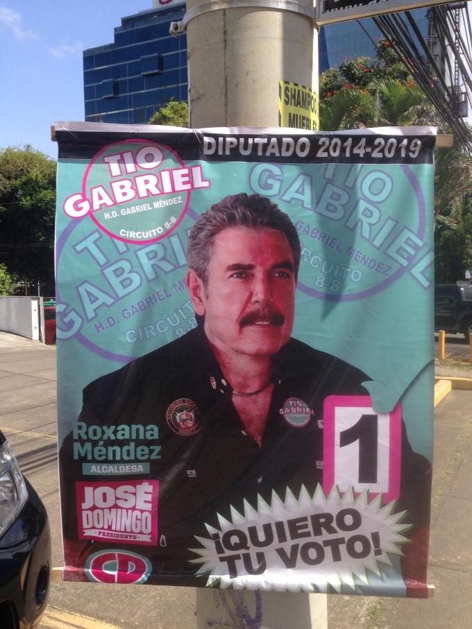 Panama politics