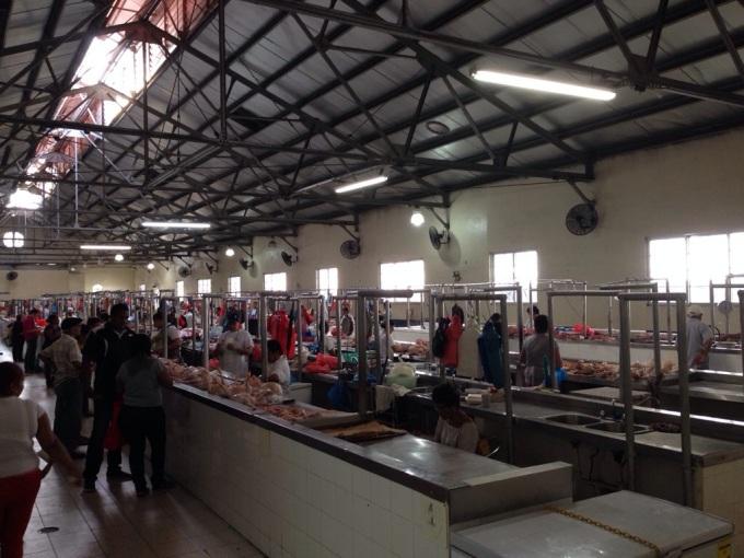 panama markets