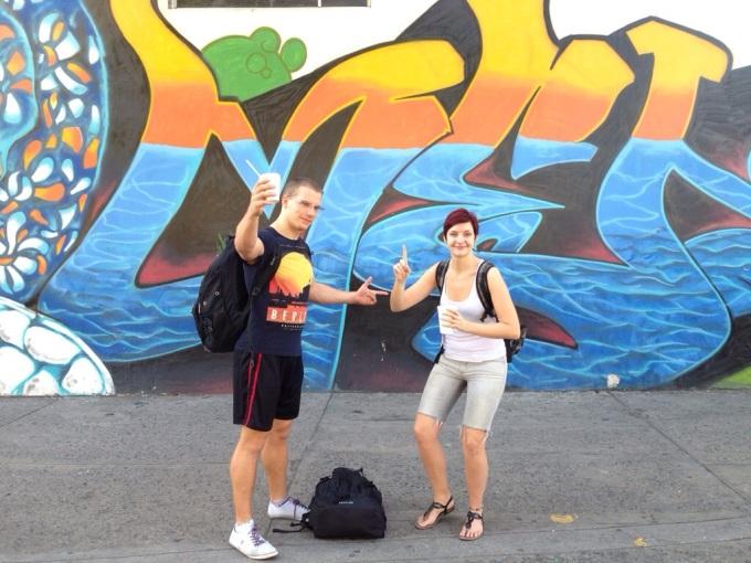 panama graffiti