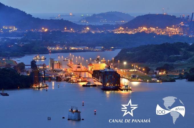 Canal de Panama la ruta